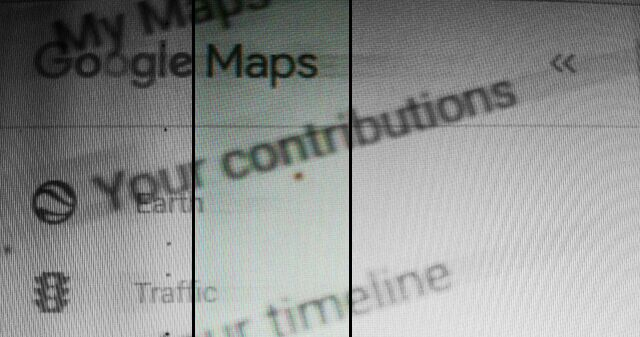 Rekoleksi Memori bersama Google Maps